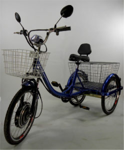 adult electric trike