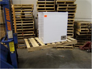Low-temperature Freezers