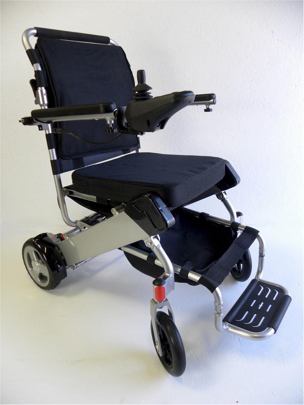 Scoot-Buddy GX Foldable Electric Wheelchair