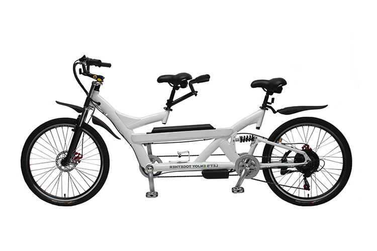 Electric Tandem Bicycle