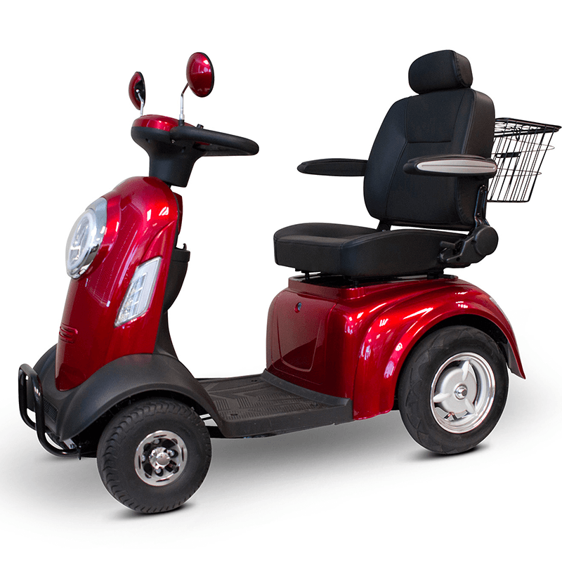 four wheels electric mobility scooter